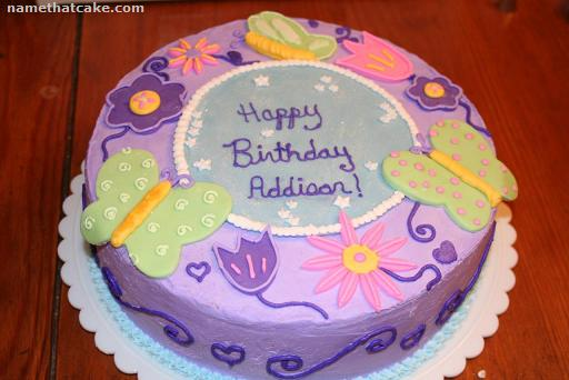Name That Cake - Send a virtual birthday cake to a friend on