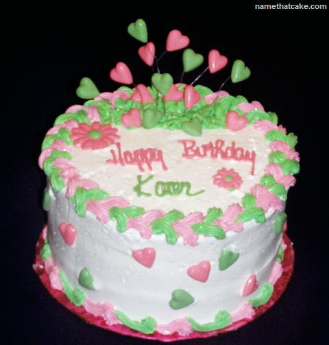 Birthday Cake With Photo Upload Free : Name That Cake Send A Virtual Birthday Cake To A Friend ...