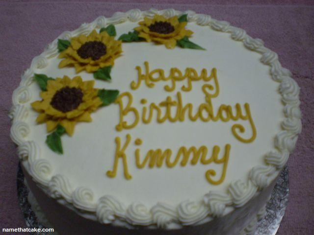 Image Result For Cake Happy Birthday Kimmy Your
