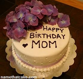 Cake Designs For A Mom : Name That Cake - Send a virtual birthday cake to a friend ...